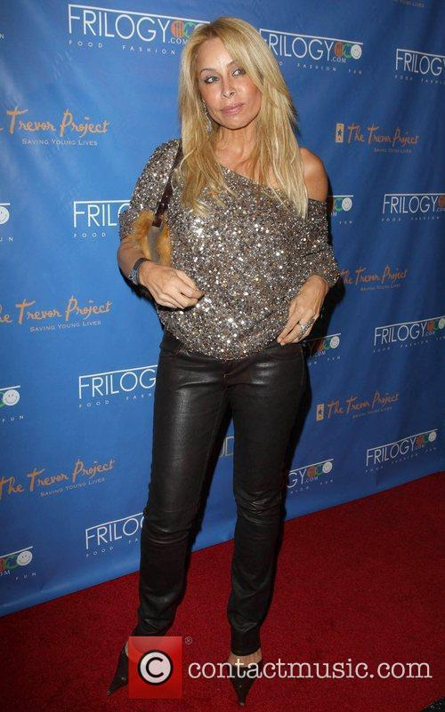 Faye Resnick Kick-Off Extravaganza celebrating the launch of...