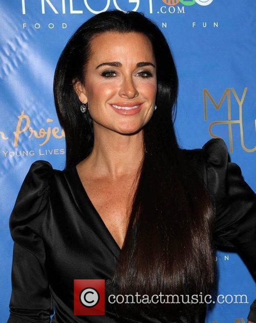 Kyle Richards Kick-Off Extravaganza celebrating the launch of...