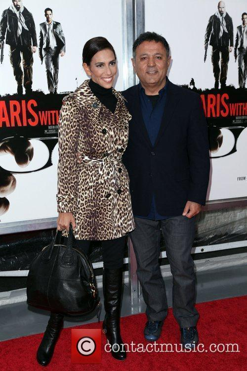 'From Paris With Love' premiere held at the...