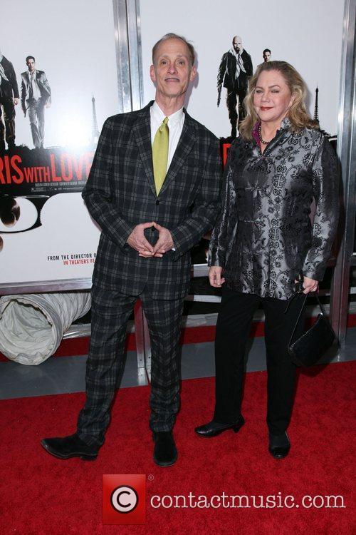 John Waters and Kathleen Turner  'From Paris...