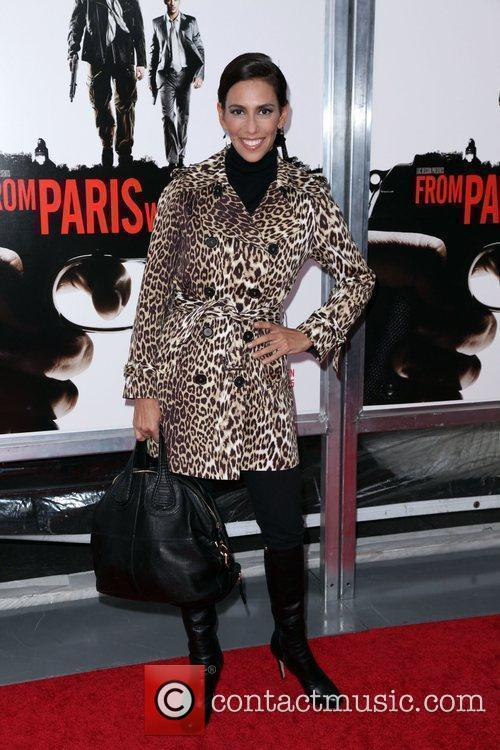 Rory Tahari  'From Paris With Love' premiere...