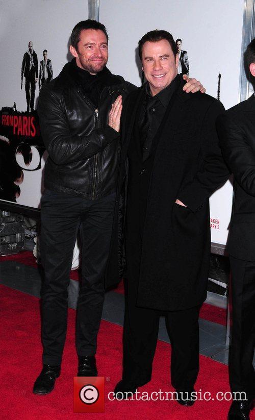 Hugh Jackman and John Travolta 3