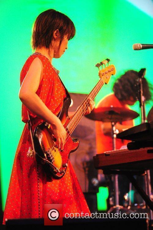 2010 Fuji Rock Festival - Day 3 held...