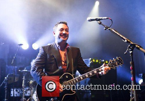 Fun Lovin' Criminals performing live at the Shepherds...