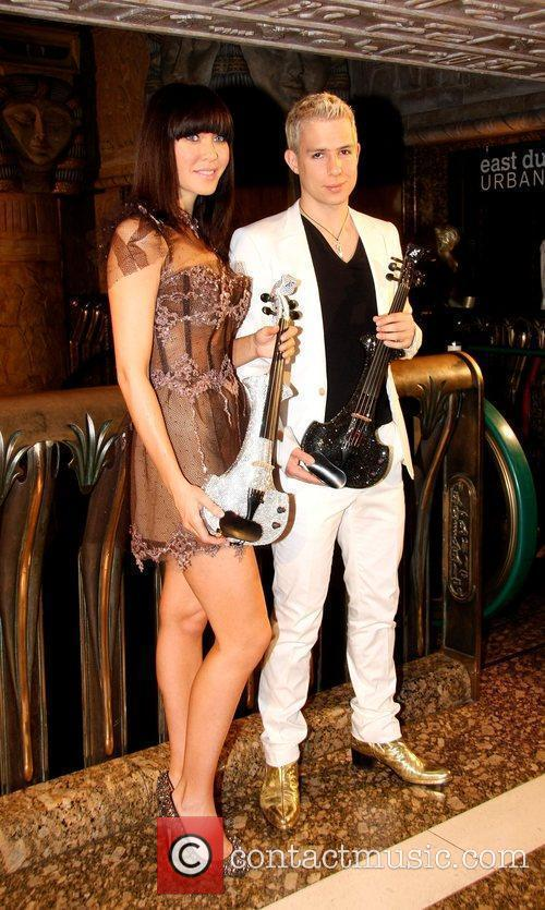 Linzi Stoppard and Ben Lee 7