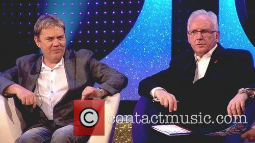 Pete Waterman and Mike Stock Appear On 'eurovision: Your Country Needs You'. Shown On Bbc1 2