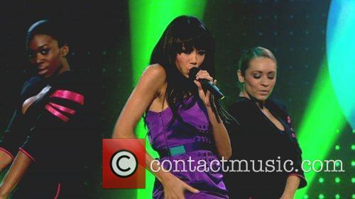Jade Ewan performs with Sugababes on 'Eurovision: Your...
