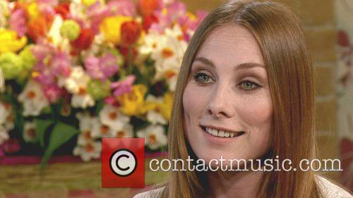 'holby City' Actress Rosie Marcel Appears On 'this Morning'. Shown On Itv1 3