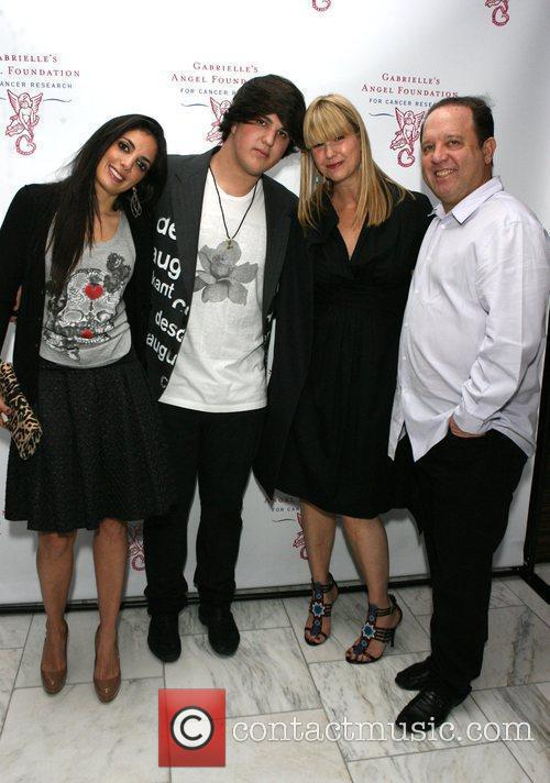 Daniella Rich, Andrew Warren, Marcey Warren and Michael Warren
