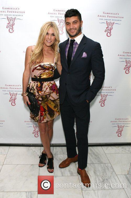 Tinsley Mortimer and Bryan Mazzer The second annual...