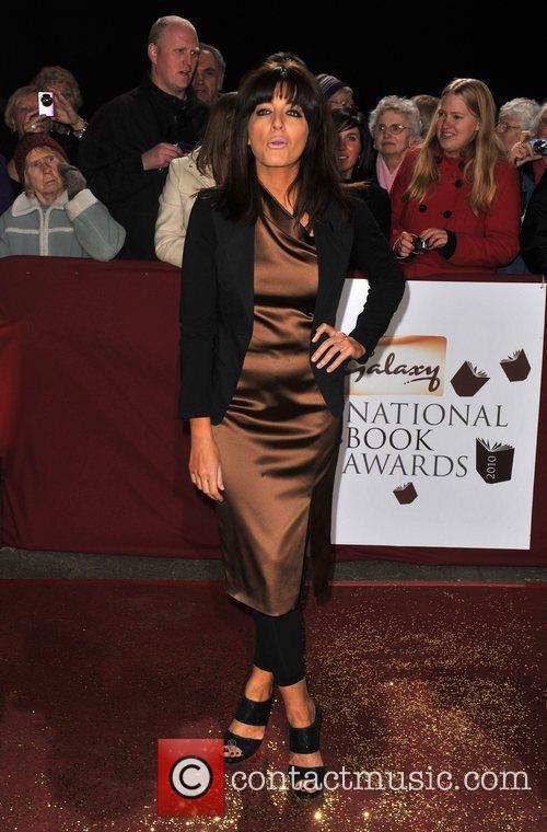 Claudia Winkleman Galaxy National Book Awards held at...