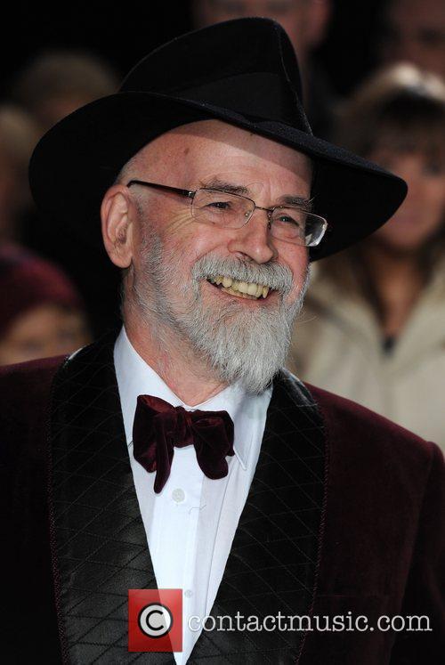 Terry Pratchett Galaxy National Book Awards held at...