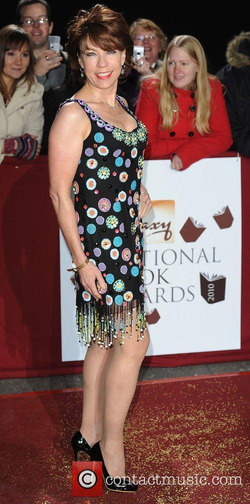 Kathy Lette at Galaxy National Book Awards at...