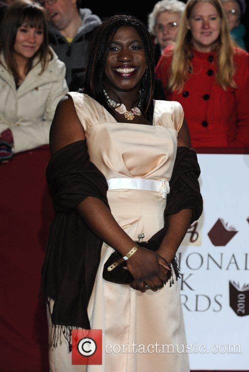 Dorothy Koomson Galaxy National Book Awards held at...