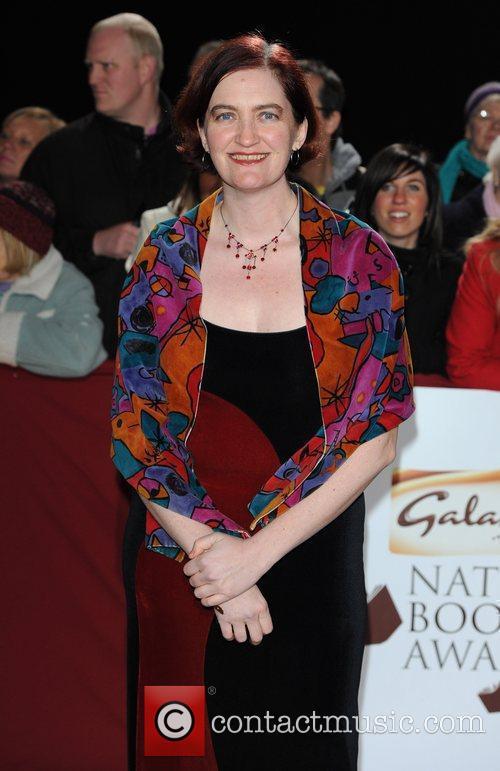 Emma Donoghue Galaxy National Book Awards held at...