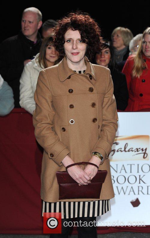 Maggie O'Farrell Galaxy National Book Awards held at...