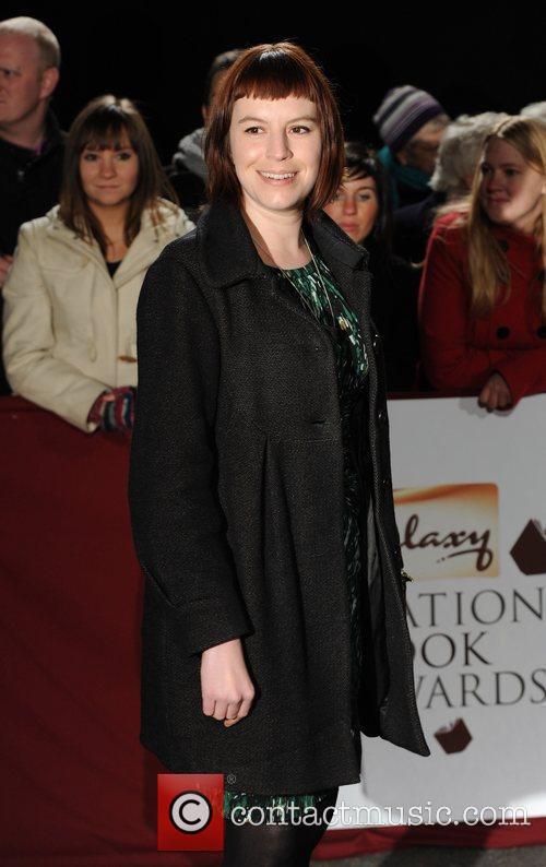 Rebecca Hunt Galaxy National Book Awards held at...
