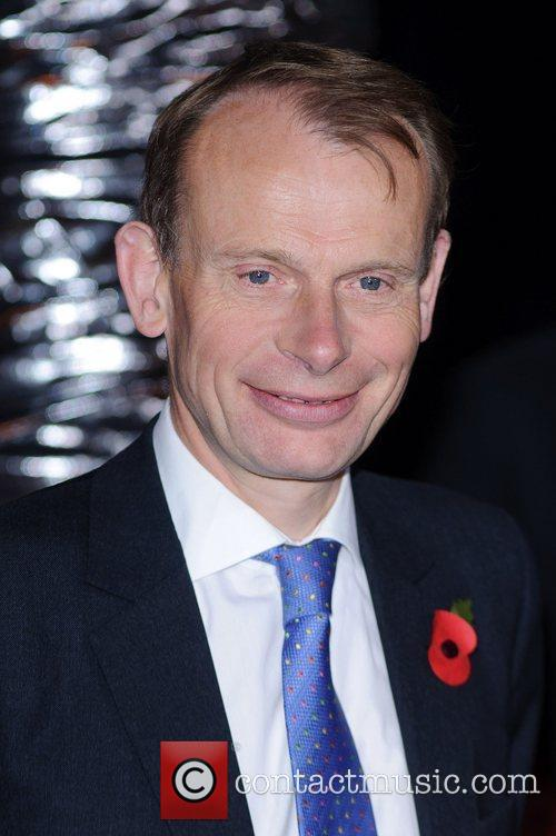 Andrew Marr Galaxy National Book Awards held at...