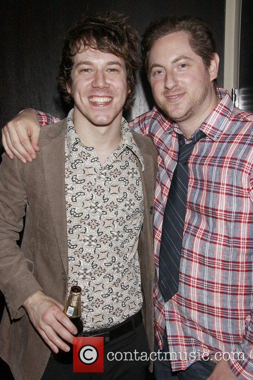 John Gallagher, Jr. and Jason Eagan 7