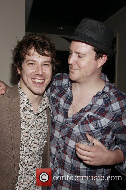 John Gallagher, Jr. and Patch Darragh 5
