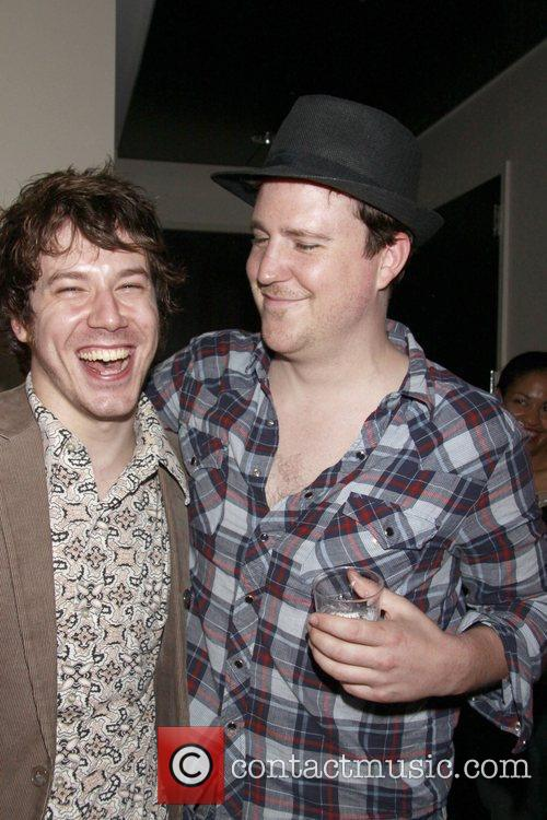John Gallagher, Jr. and Patch Darragh 8