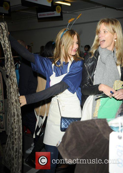 Trinny Woodall and Guest attend the Mothers4Children 'The...