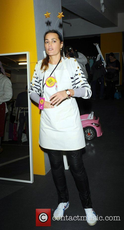 Yasmin Le Bon attends the Mothers4Children 'The Really...