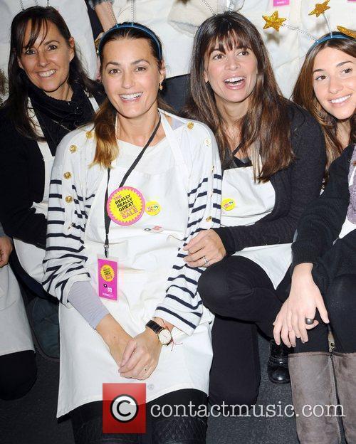 Yasmin Le Bon, Lisa Bilton, Melanie Blatt...