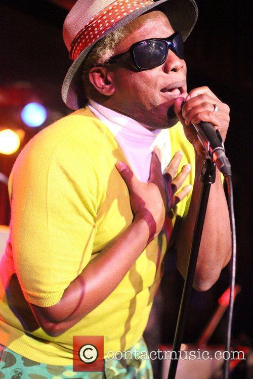 Corey Glover of Living Colour BB King's presents...