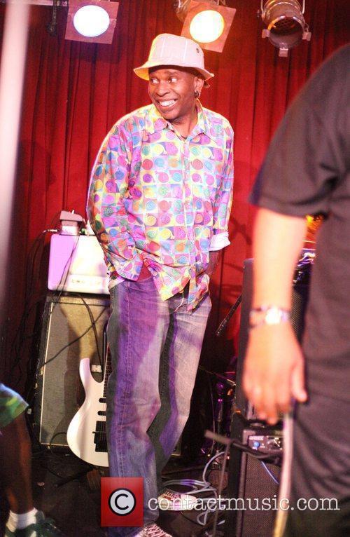 Vernon Reid of Living Colour BB King's presents...