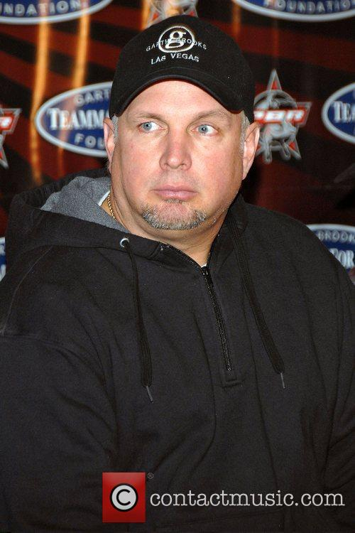 Garth Brooks, Teammates for Kids Foundation Press Conference.