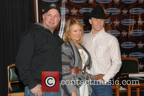 Garth Brooks, Jewel, Ty Murray, Madison Square Garden