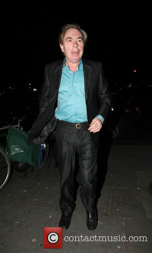 Andrew Lloyd Webber and Gary Barlow 2