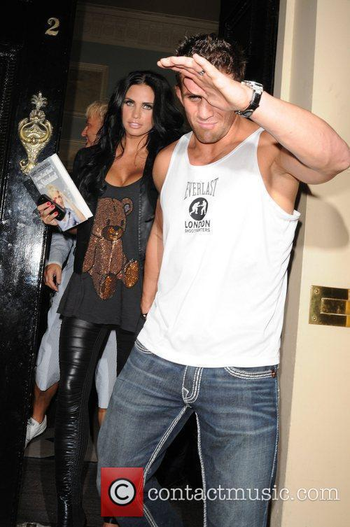 Katie Price and Alex Reid 11