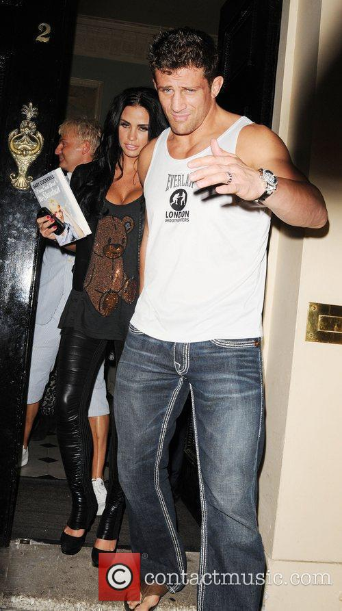 Katie Price and Alex Reid 8