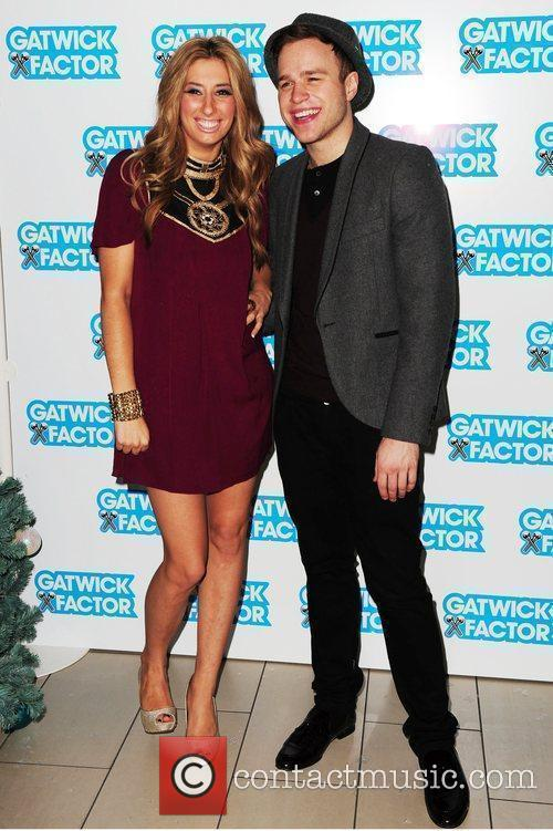 Launch The Gatwick X Factor at Gatwick Airport,...