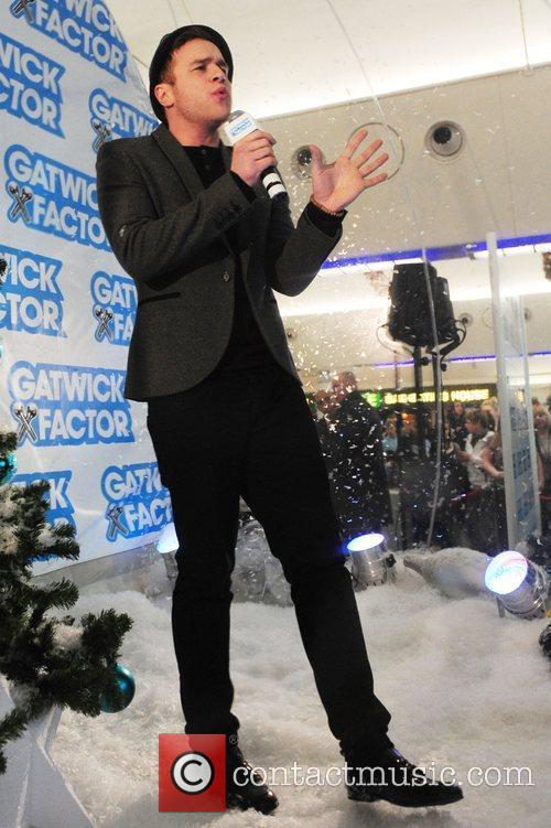 Launches The Gatwick X Factor at Gatwick Airport,...