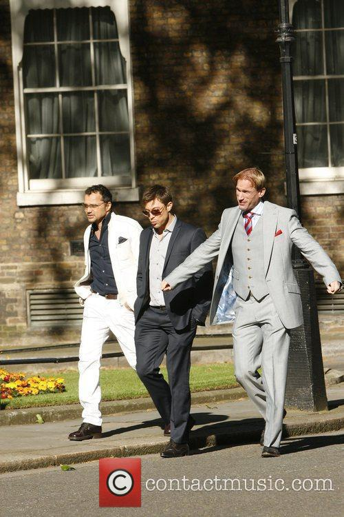 Duncan James 'Gay Pride Garden Party' in Downing...