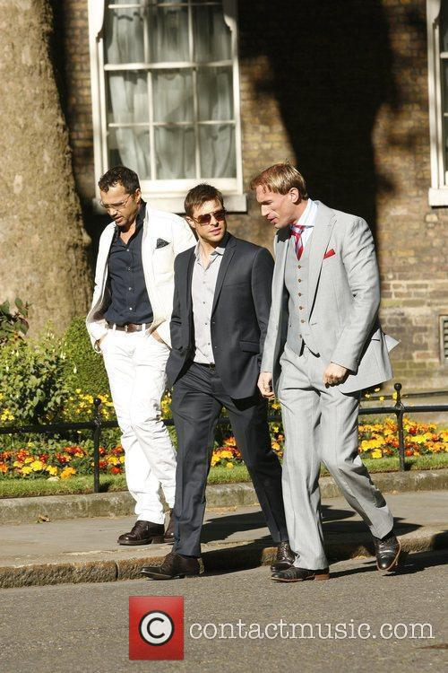 'Gay Pride Garden Party' in Downing Street