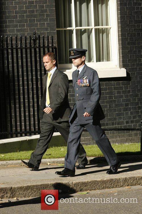 Guests 'Gay Pride Garden Party' in Downing Street...