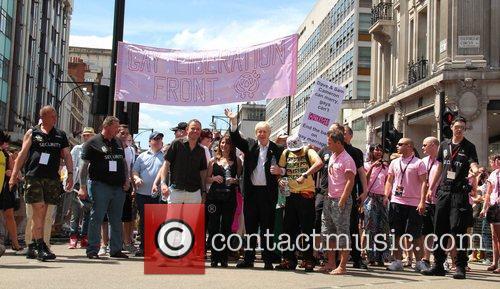 2010 London Gay Pride Parade.