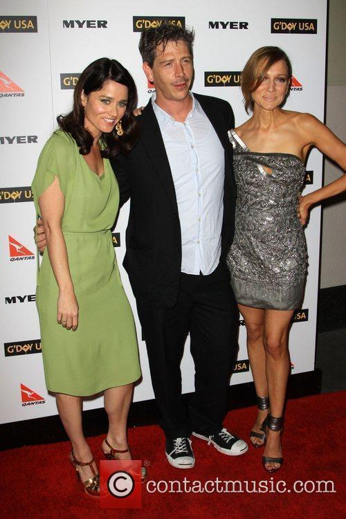 Robin Tunney and Kate Beahan 2