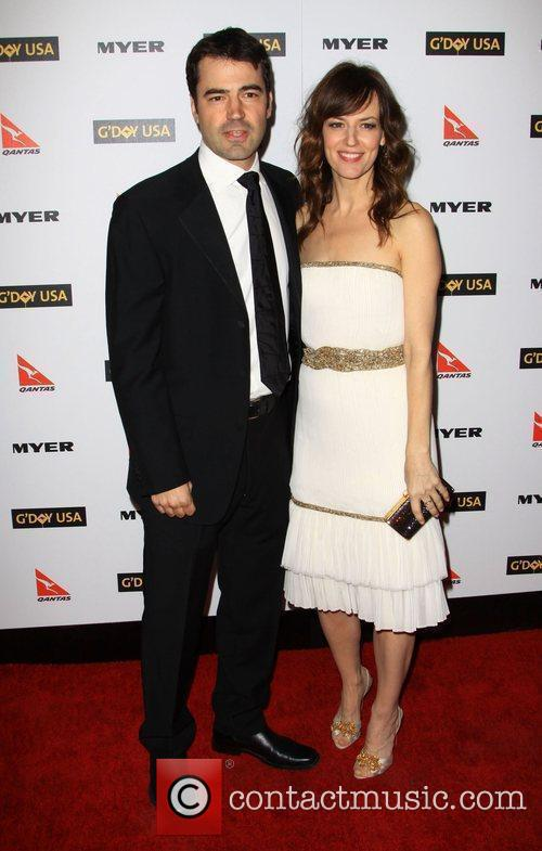 Ron Livingston and Rosemarie Dewitt 5