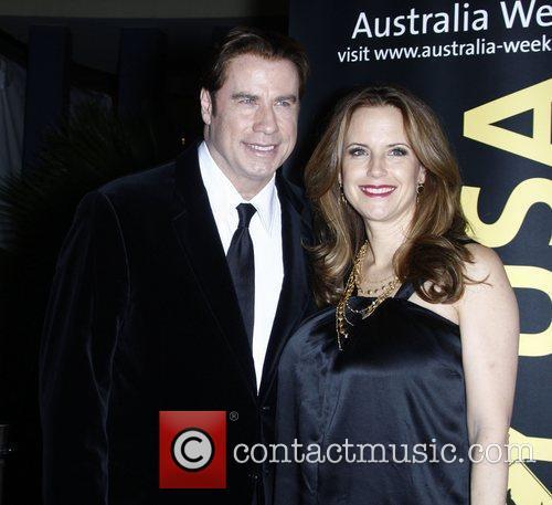 John Travolta, Abbie Cornish, Barry Gibb and Kelly Preston 4