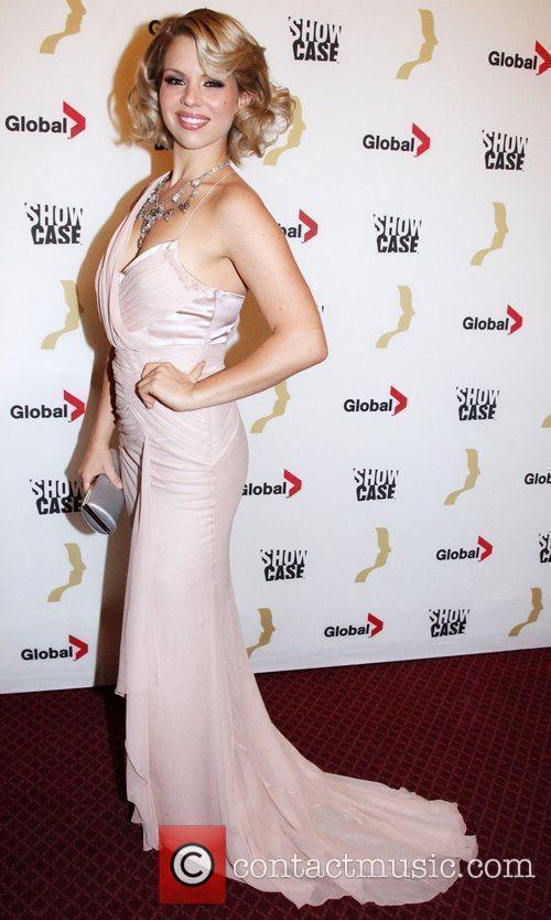 Ali Liebert  The 25th Gemini Awards at...