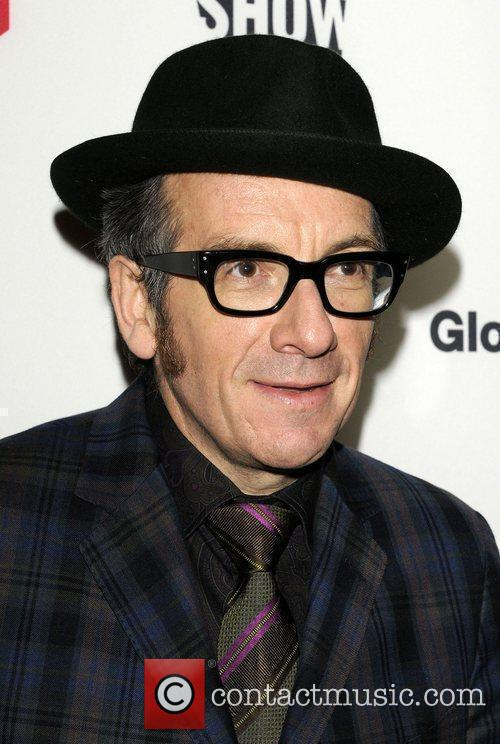 Elvis Costello  The 25th Gemini Awards at...