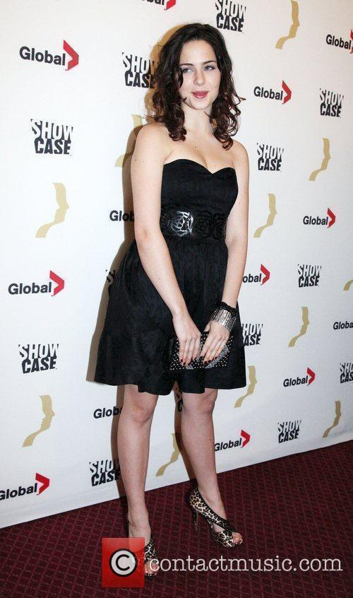 Holly Deveau  The 25th Gemini Awards at...