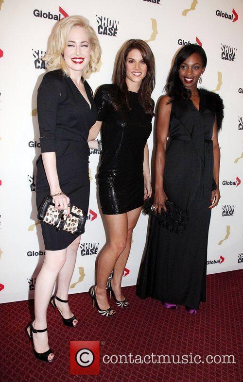 Charlotte Sullivan, Missy Peregrym and Enuka Okuma...