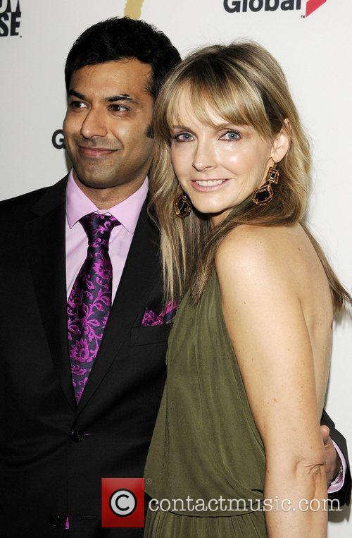 Zaib Shaikh and Kirstine Stewart The 25th Gemini...