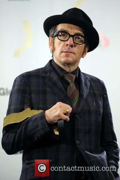 Elvis Costello  The 25th Gemini Awards press...